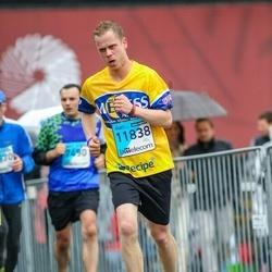 The 25th Lattelecom Riga marathon - Aigars Sibekins (11838)