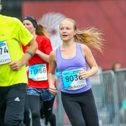 The 25th Lattelecom Riga marathon - Evelīna Zvirbule (9036)