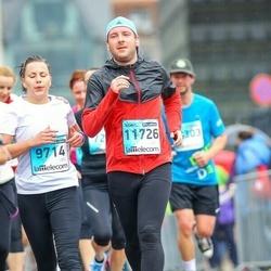 The 25th Lattelecom Riga marathon - Edgars Jākobsons (11726)