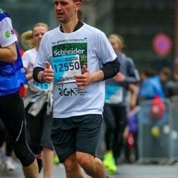The 25th Lattelecom Riga marathon - Alexandrs Trofimenko (12550)