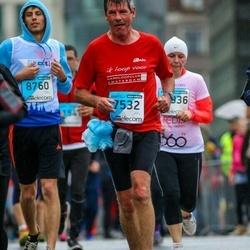 The 25th Lattelecom Riga marathon - Willem Klijn (7532)