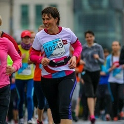 The 25th Lattelecom Riga marathon - Anita Vasiļjeva (10345)