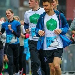 The 25th Lattelecom Riga marathon - Ainārs Veļičevskis (7502)