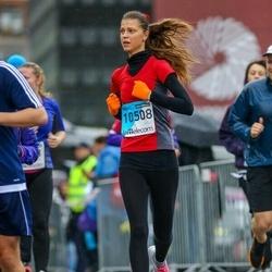 The 25th Lattelecom Riga marathon - Diāna Tuleveite (10508)