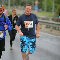 The 25th Lattelecom Riga marathon - Aleksejs Smirnovs (1612)
