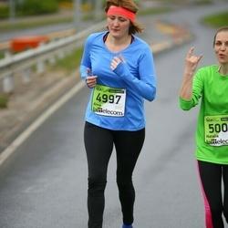 The 25th Lattelecom Riga marathon - Anna Alyamova (4997)