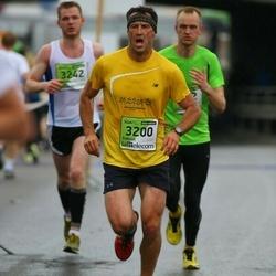 The 25th Lattelecom Riga marathon - Gabriel Ganis (3200)