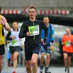 The 25th Lattelecom Riga marathon - Aigars Salenieks (6530)