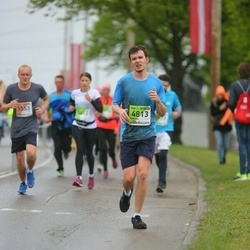 The 25th Lattelecom Riga marathon - Aleksey Chetaev (4813)