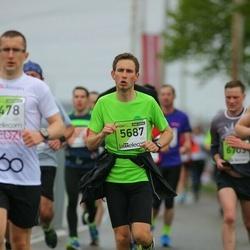 The 25th Lattelecom Riga marathon - Giedrius Masalskis (5687)