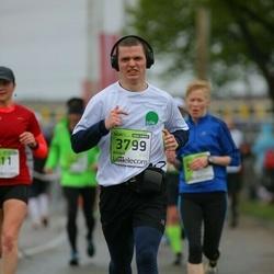 The 25th Lattelecom Riga marathon - Ainārs Bērziņš (3799)