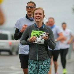 The 25th Lattelecom Riga marathon - Anna Katkeviča (4980)