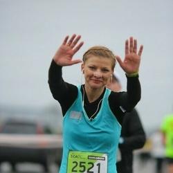 The 25th Lattelecom Riga marathon - Anete Astaševska (2521)