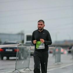 The 25th Lattelecom Riga marathon - Evgenii Chub (5059)
