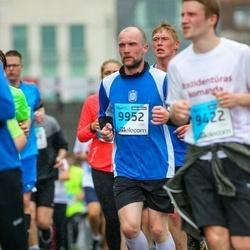 The 25th Lattelecom Riga marathon - Ainārs Jursiņš (9952)