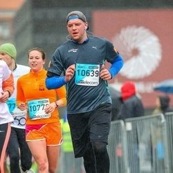 The 25th Lattelecom Riga marathon - Gatis Gargažins (10639)