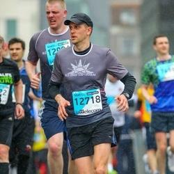 The 25th Lattelecom Riga marathon - Aigars Smalkais (12718)
