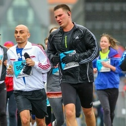 The 25th Lattelecom Riga marathon - Jurģis Grīslis (8510)