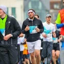 The 25th Lattelecom Riga marathon - Olesja Jakovjuka (11656)
