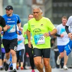 The 25th Lattelecom Riga marathon - Gabriel Guallino (9100)