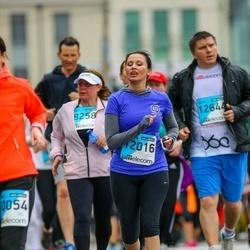 The 25th Lattelecom Riga marathon - Anna Gaponov (12016)