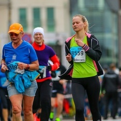 The 25th Lattelecom Riga marathon - Marina Karpova (8559)