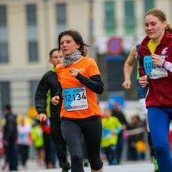 The 25th Lattelecom Riga marathon - Agnese Pauniņa (12134)
