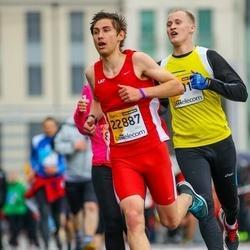 The 25th Lattelecom Riga marathon - Kārlis Lukjanovs (22887)