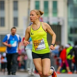 The 25th Lattelecom Riga marathon - Līga Girgensone (22888)