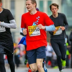 The 25th Lattelecom Riga marathon - Aigars Groms (23050)