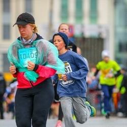The 25th Lattelecom Riga marathon - Agita Beļūna (10409)