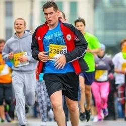 The 25th Lattelecom Riga marathon - Aigars Peseckis (23669)