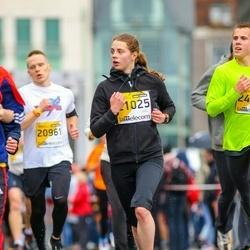 The 25th Lattelecom Riga marathon - Alise Pokšāne (21025)