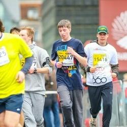 The 25th Lattelecom Riga marathon - Aleksejs Rakitskis (20447)