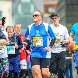 The 25th Lattelecom Riga marathon - Ainārs Judeiks (20697)