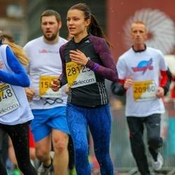 The 25th Lattelecom Riga marathon - Evija Mežsarga (28125)