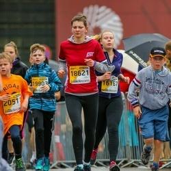 The 25th Lattelecom Riga marathon - Evija Kvante (18621)