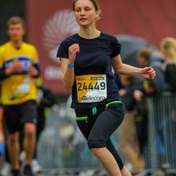 The 25th Lattelecom Riga marathon - Aiga Vabale (24449)