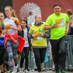 The 25th Lattelecom Riga marathon - Anita Grieze (24700)