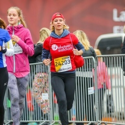 The 25th Lattelecom Riga marathon - Annija Eikina (24203)