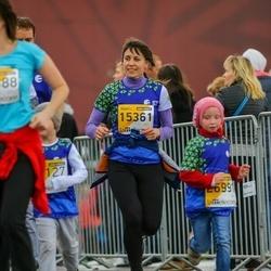 The 25th Lattelecom Riga marathon - Eva Bičkovska (15361)