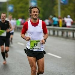 The 25th Lattelecom Riga marathon - Federico Raveglia (98)