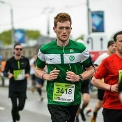 The 25th Lattelecom Riga marathon - Mārtiņš Klincārs (3418)