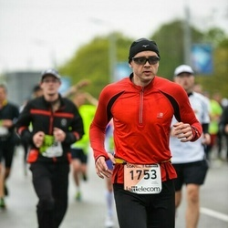 The 25th Lattelecom Riga marathon - Kaspars Pīlādzis (1753)