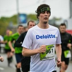 The 25th Lattelecom Riga marathon - Uģis Lazdiņš (2961)