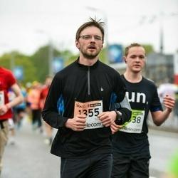 The 25th Lattelecom Riga marathon - Rolands Rudītis (1355)