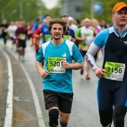 The 25th Lattelecom Riga marathon - Pēteris Plūms (5201)