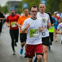 The 25th Lattelecom Riga marathon - Arnolds Prūsis (2603)