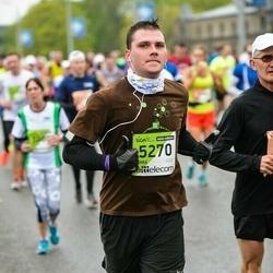 The 25th Lattelecom Riga marathon - Gints Vaseris (5270)