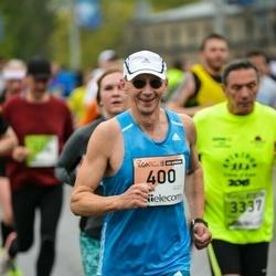 The 25th Lattelecom Riga marathon - Ēvalds Šaters (400)